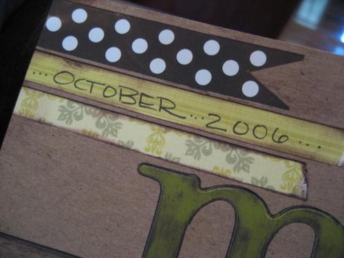 tape detail